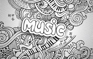 Muziekillustratie